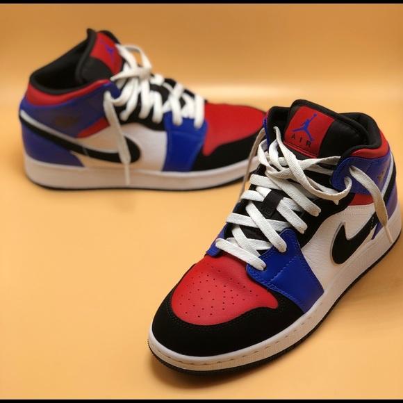 a4b686dffa Jordan Shoes   Air 1 Mid Gs Top 3   Poshmark